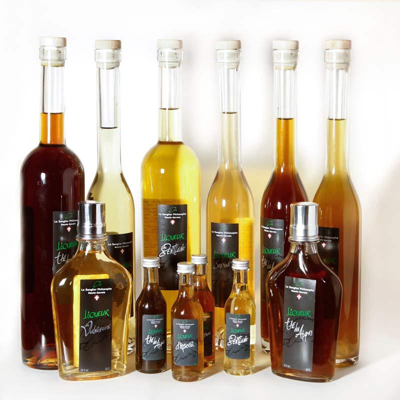Liqueurs - Le Sanglier Philosophe