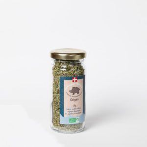 Origan aromates - Le Sanglier Philosophe